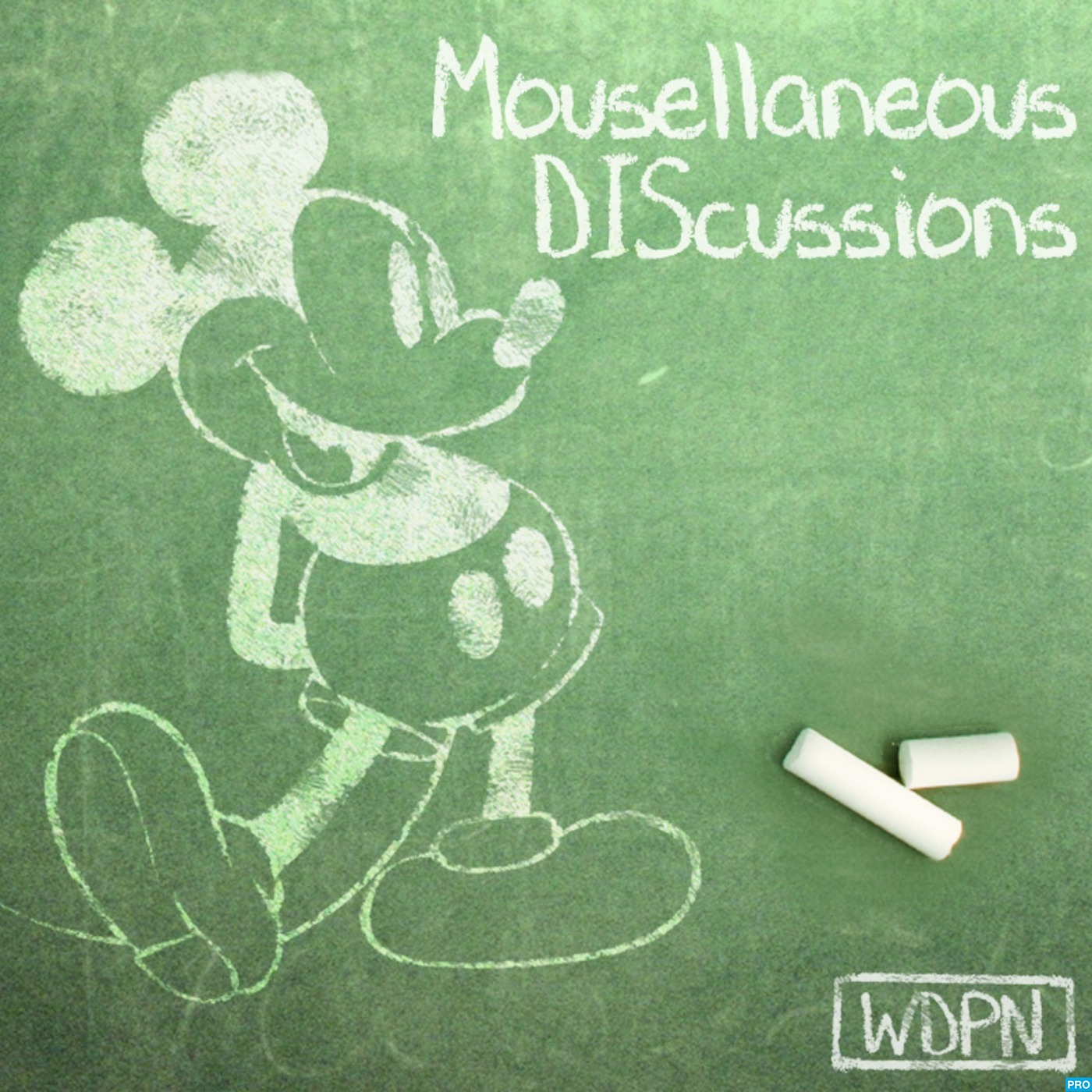 Mousellaneous DIScussions: A Disney Talk Show