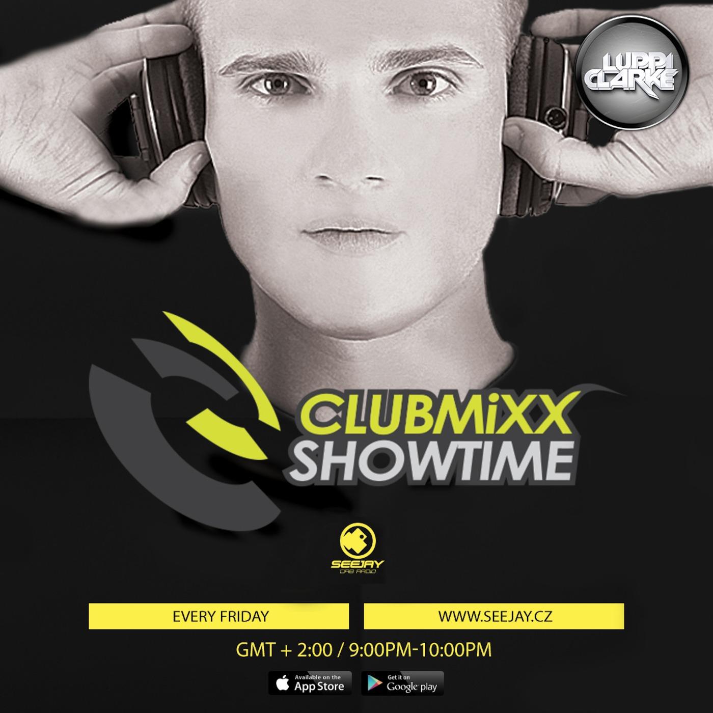 Luppi Clarke - CLUBMIXX SHOWTIME