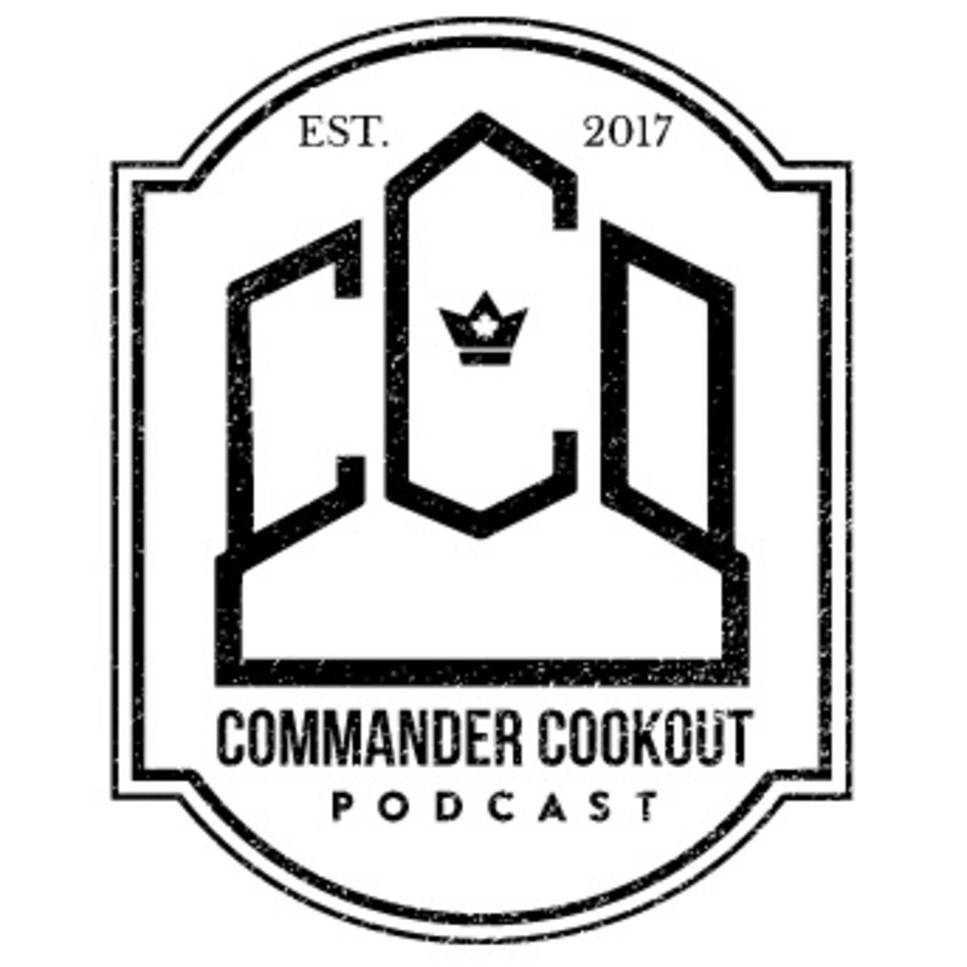 Commander Cookout Podcast | Podbay