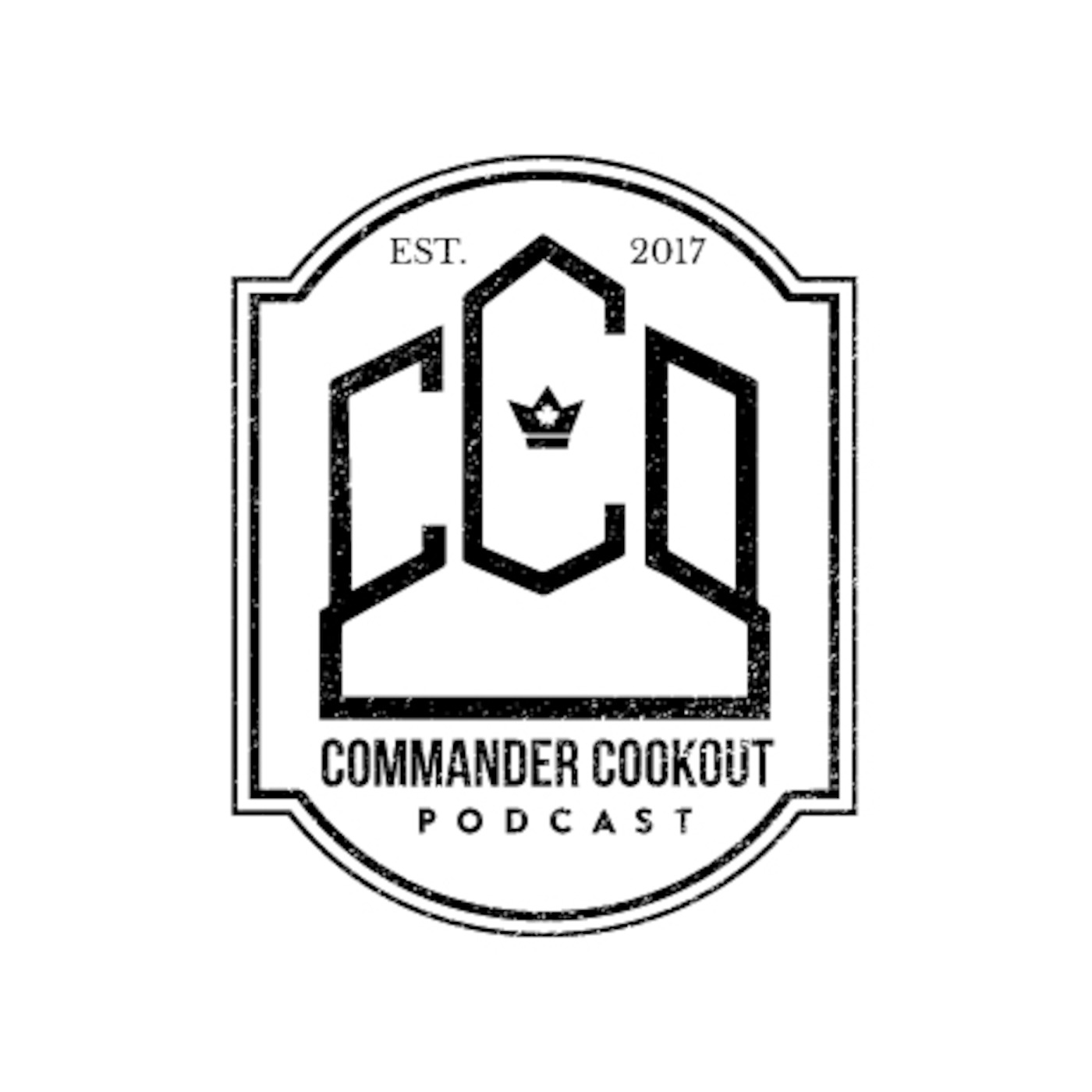 Commander Cookout Podcast, Ep 139 - 5-Color-Controlsville