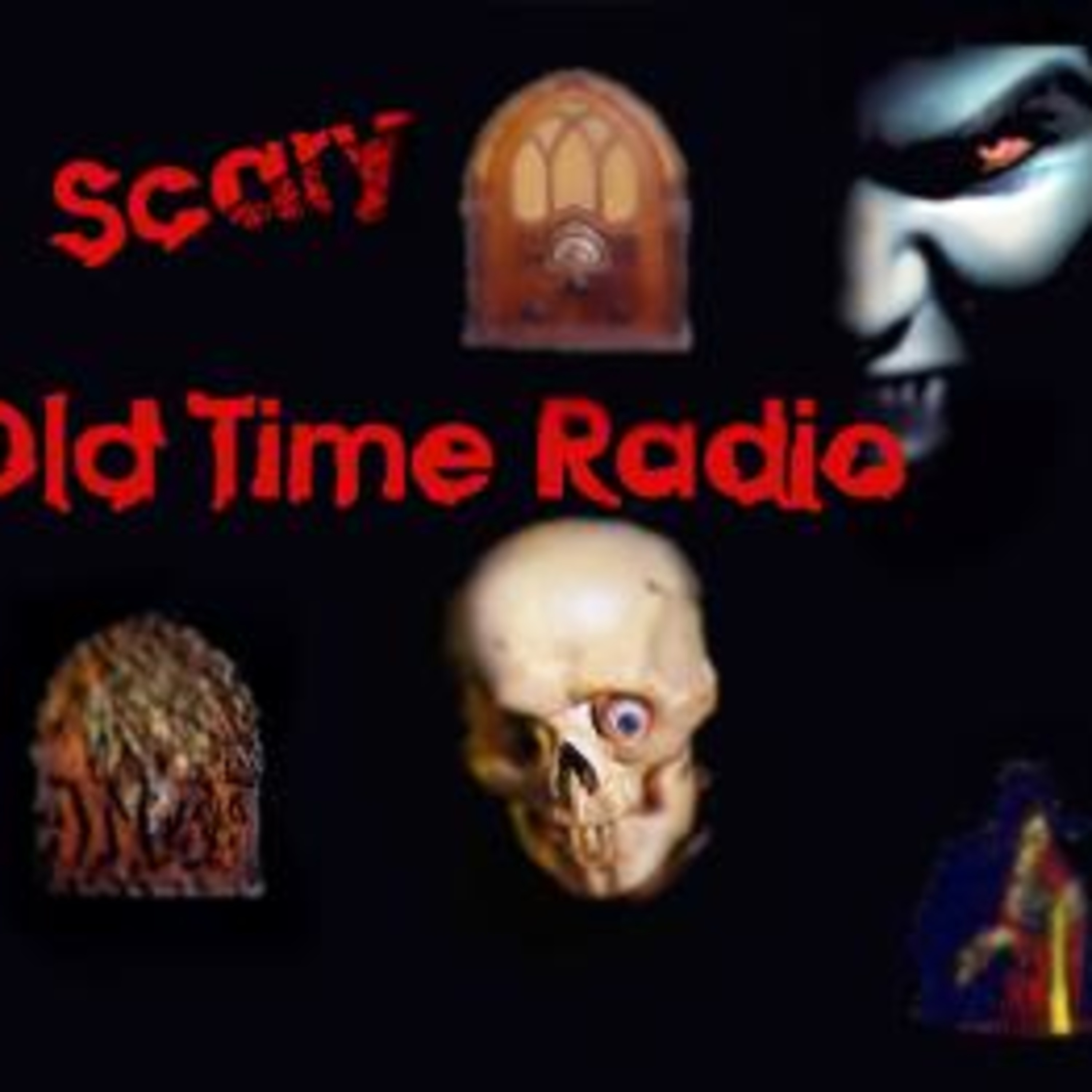 Scary OTR Episode 156 MPIR Old Time Radio podcast