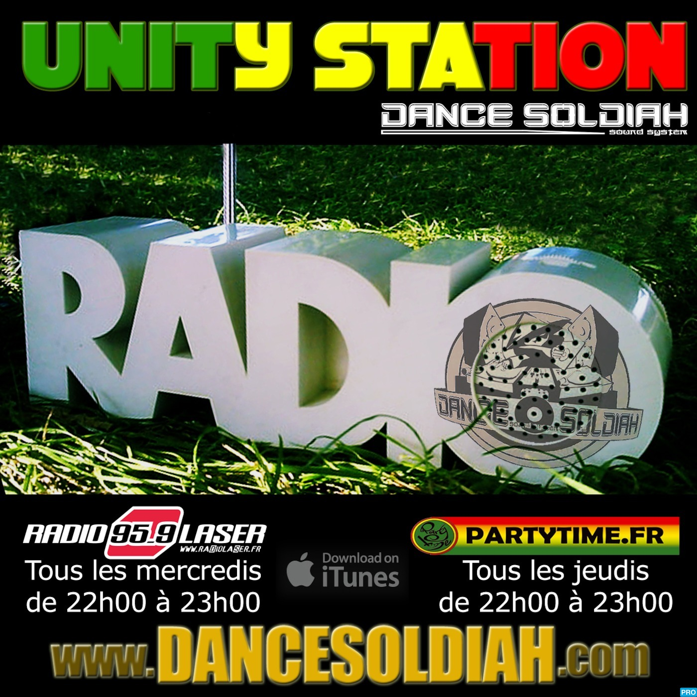 Dance Soldiah - Unity Station's Podcast