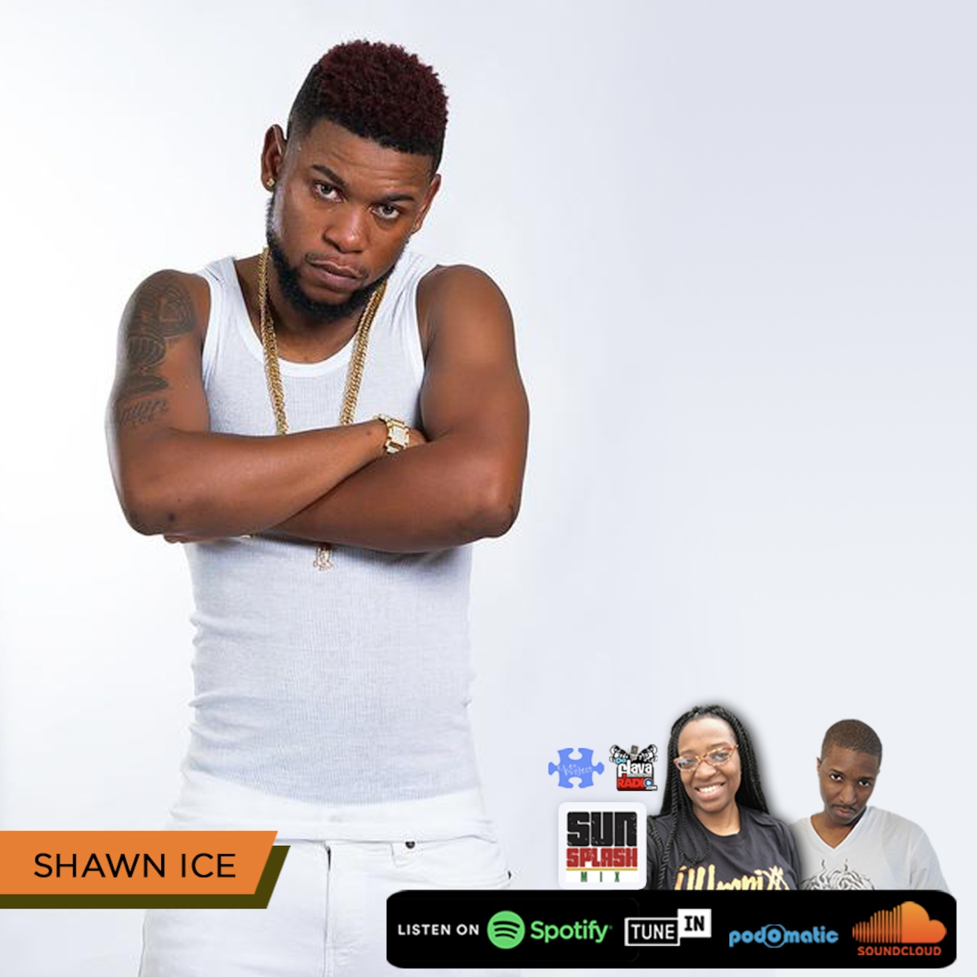 Shawn Ice 2019 Interview Sunsplash Mix With Jah Prince & Selecta