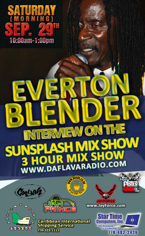 Everton Blender Interview