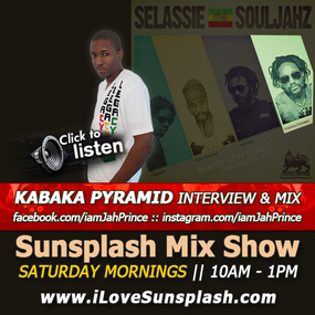 Kabaka Pyramid Interview
