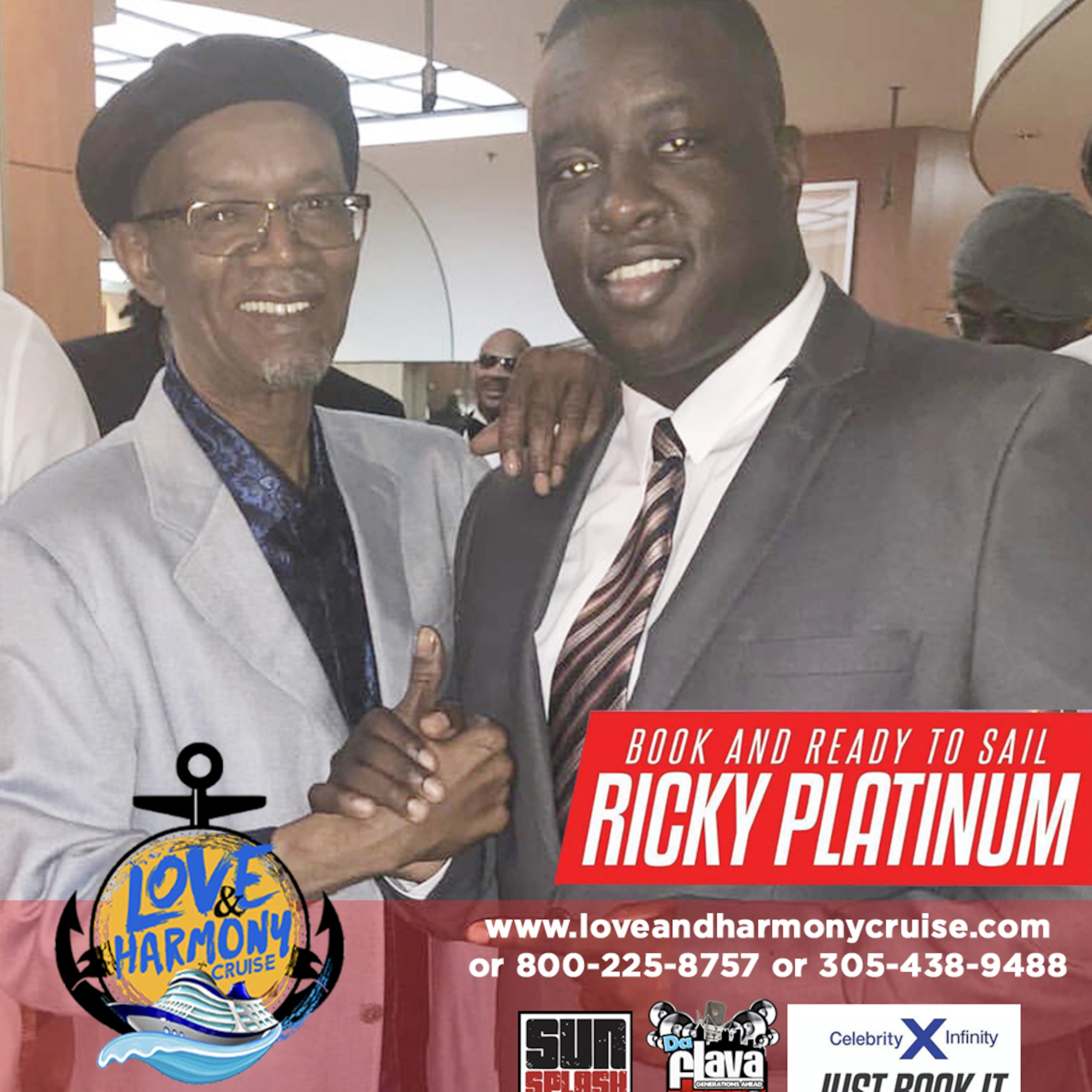 Ricky Platinum Is Ready For Love And Harmony 2019 Sunsplash