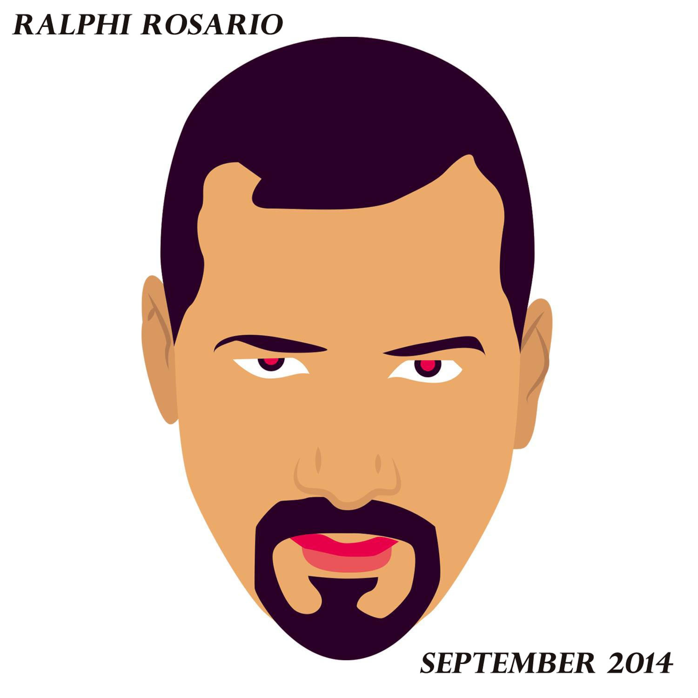 Ralphi Rosario: September Podcast 2014