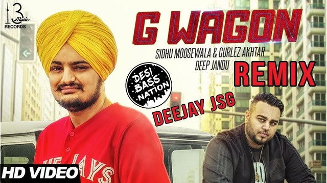 G Wagon By Sidhu Moosewala Ft  Gurlez Akhtar Mp3 Song Download