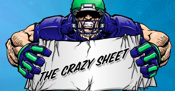 The Crazy Sheet - College Football Handicapping