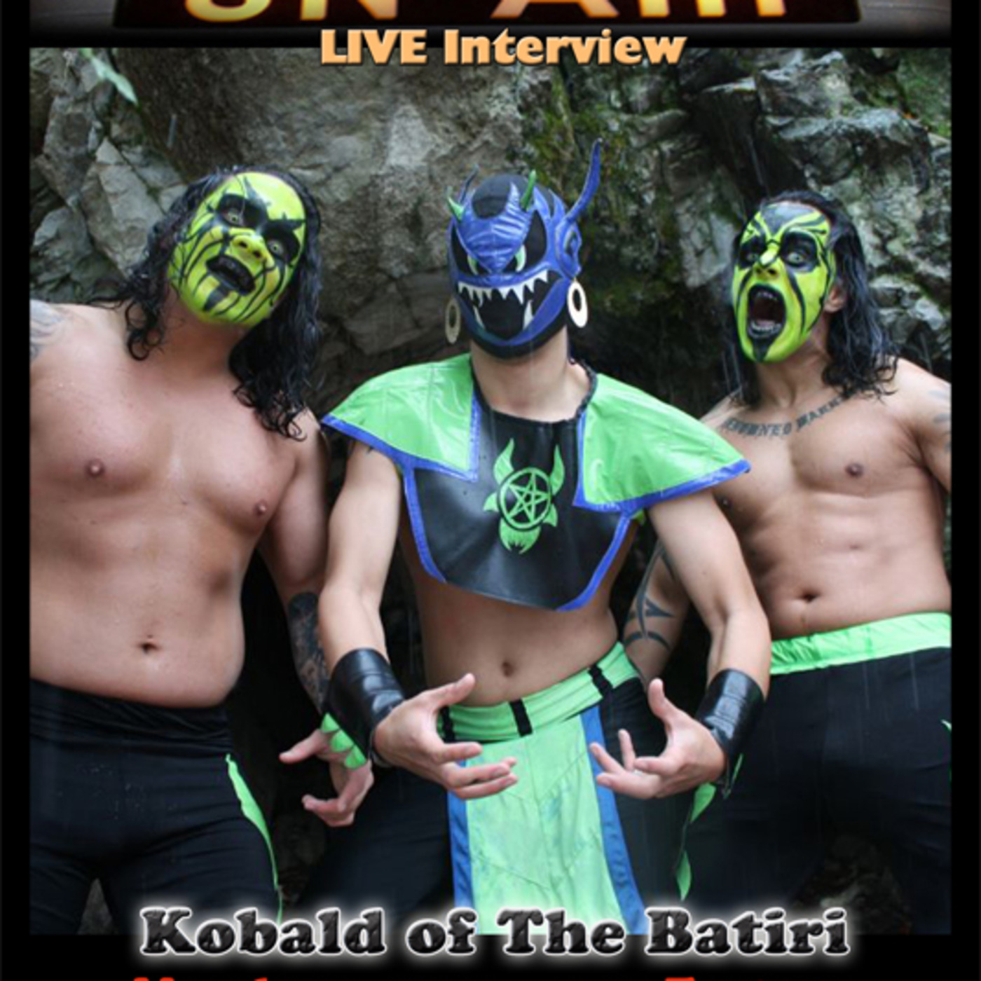 Beyond Ringside Podcast - Episode 210 - Kobald Of The Batiri