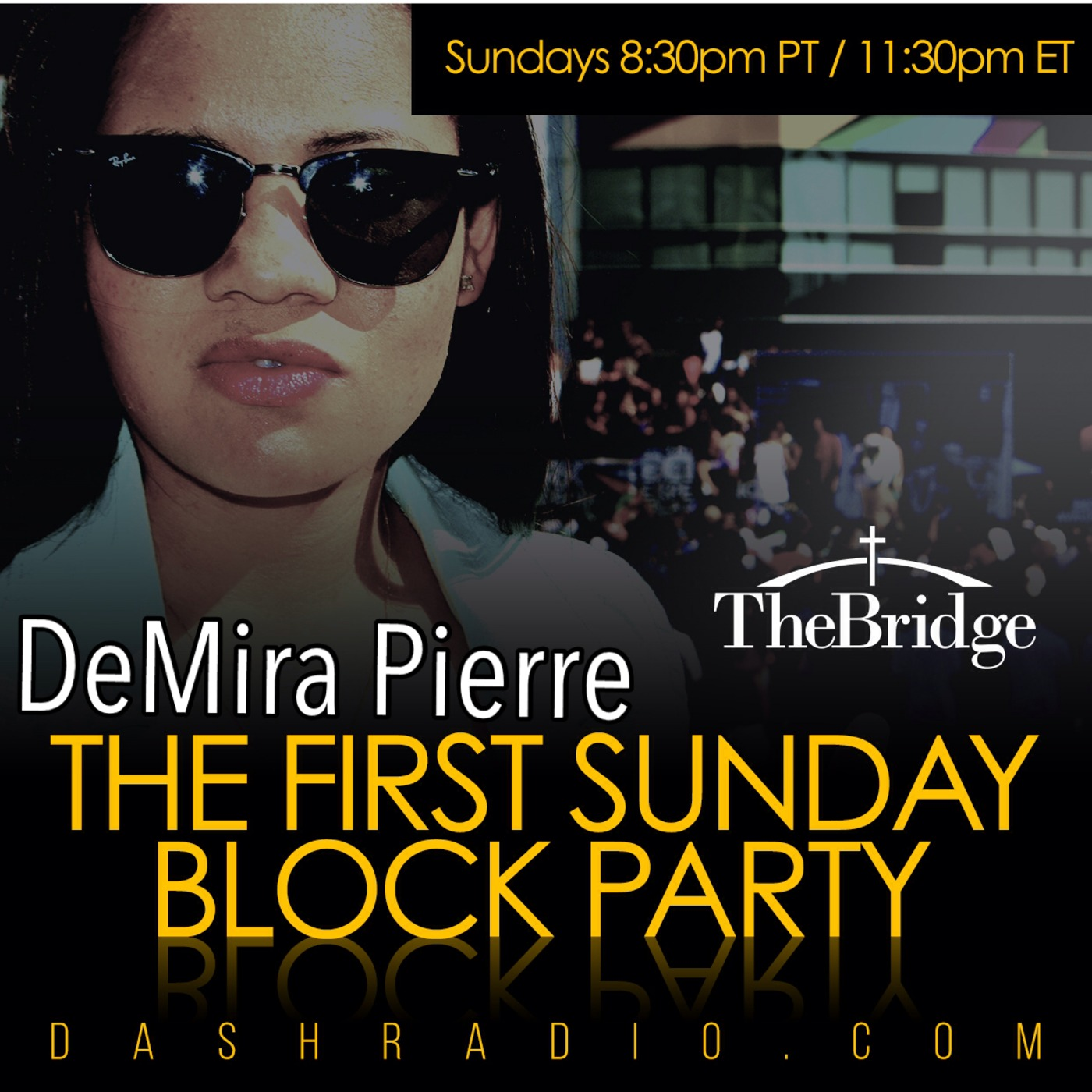 The First Sunday Block Party