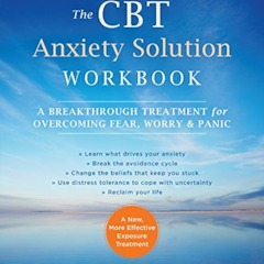Guest: Matthew McKay PhD co-author of The CBT Anxiety