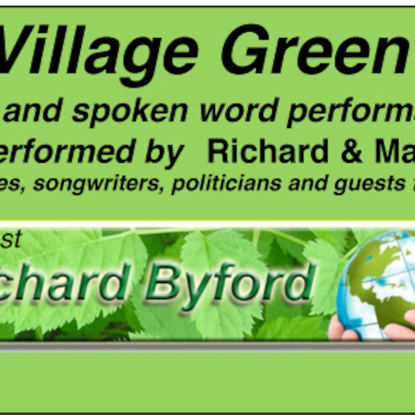 On The Village Green Podcast
