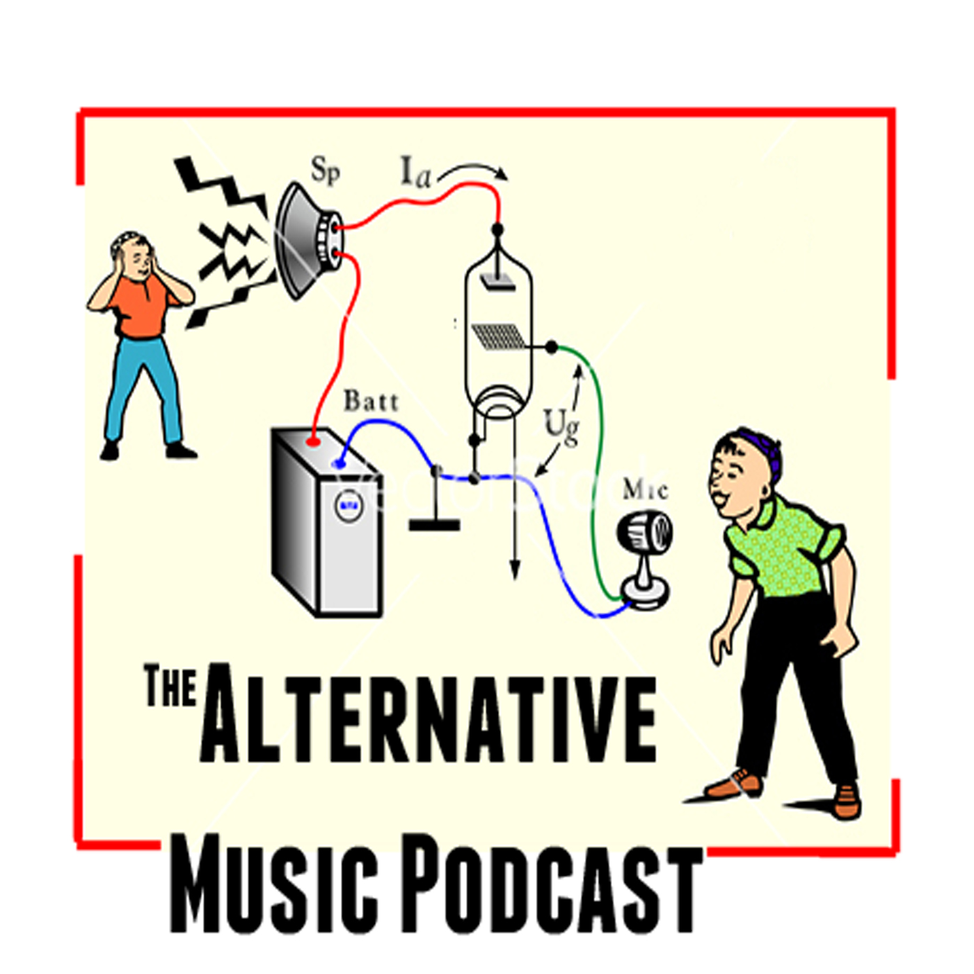 AMP- Alternative Music Podcast