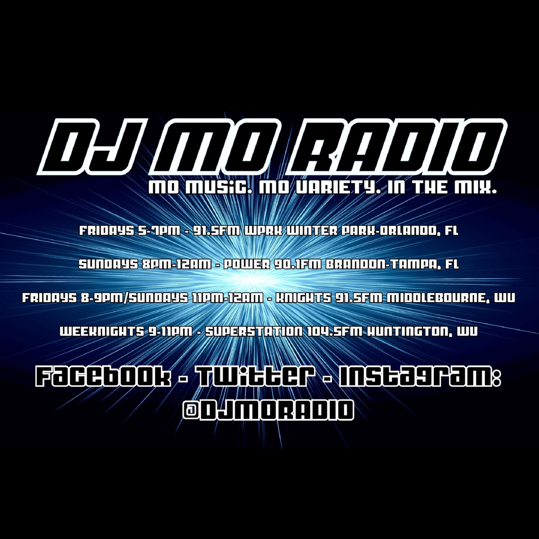 DJ Mo Radio - WPRK (6/28/2019) 5pm Hour DJ Mo Radio podcast