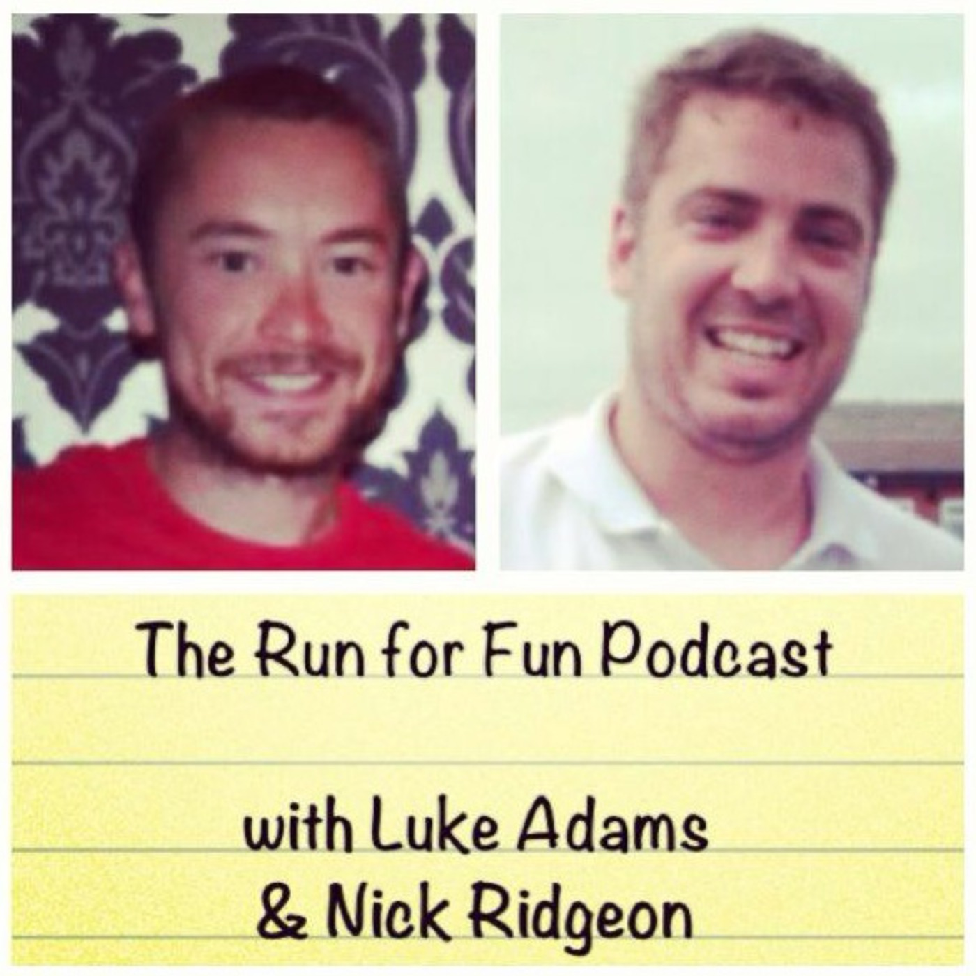 Run For Fun Podcast