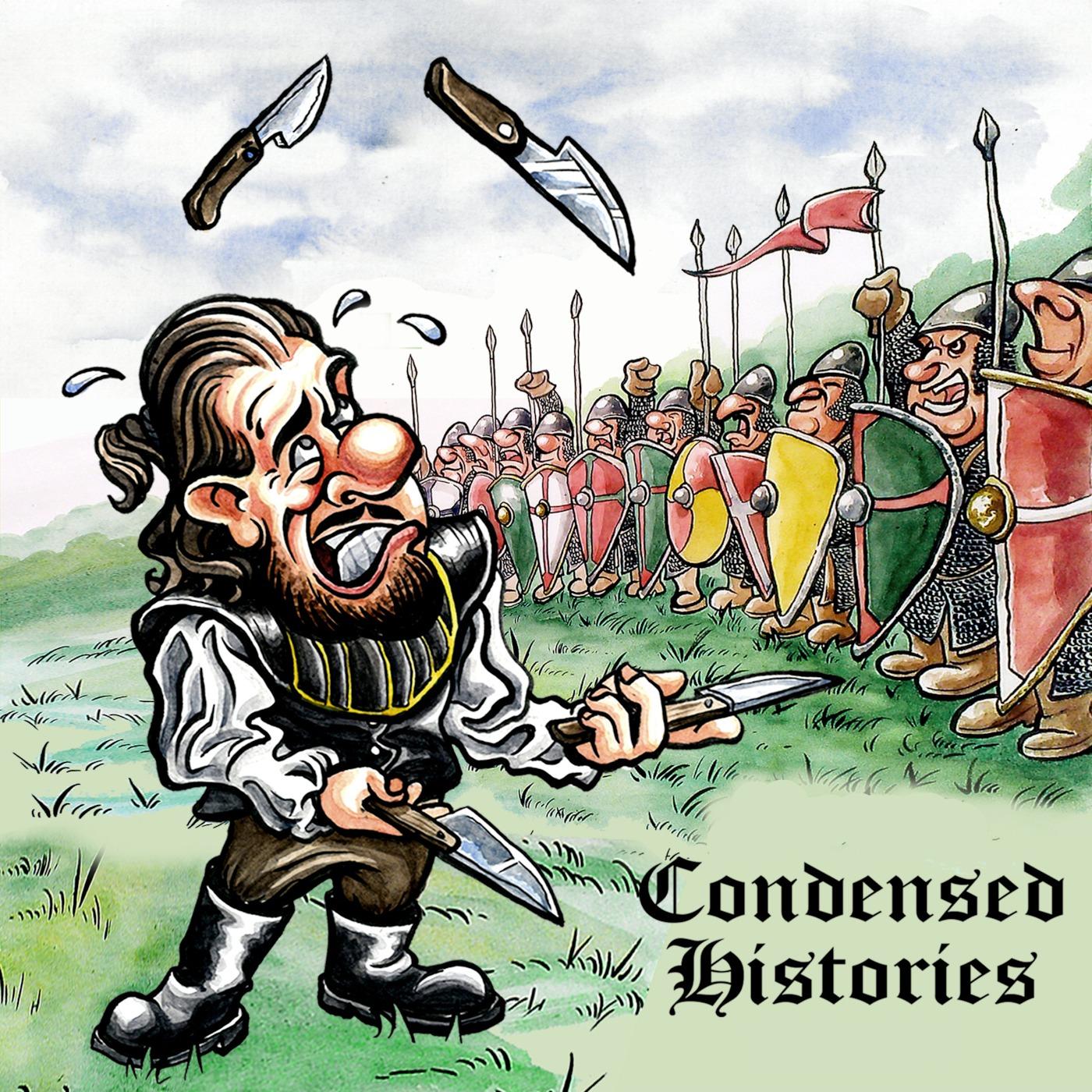 Condensed Histories Webseries