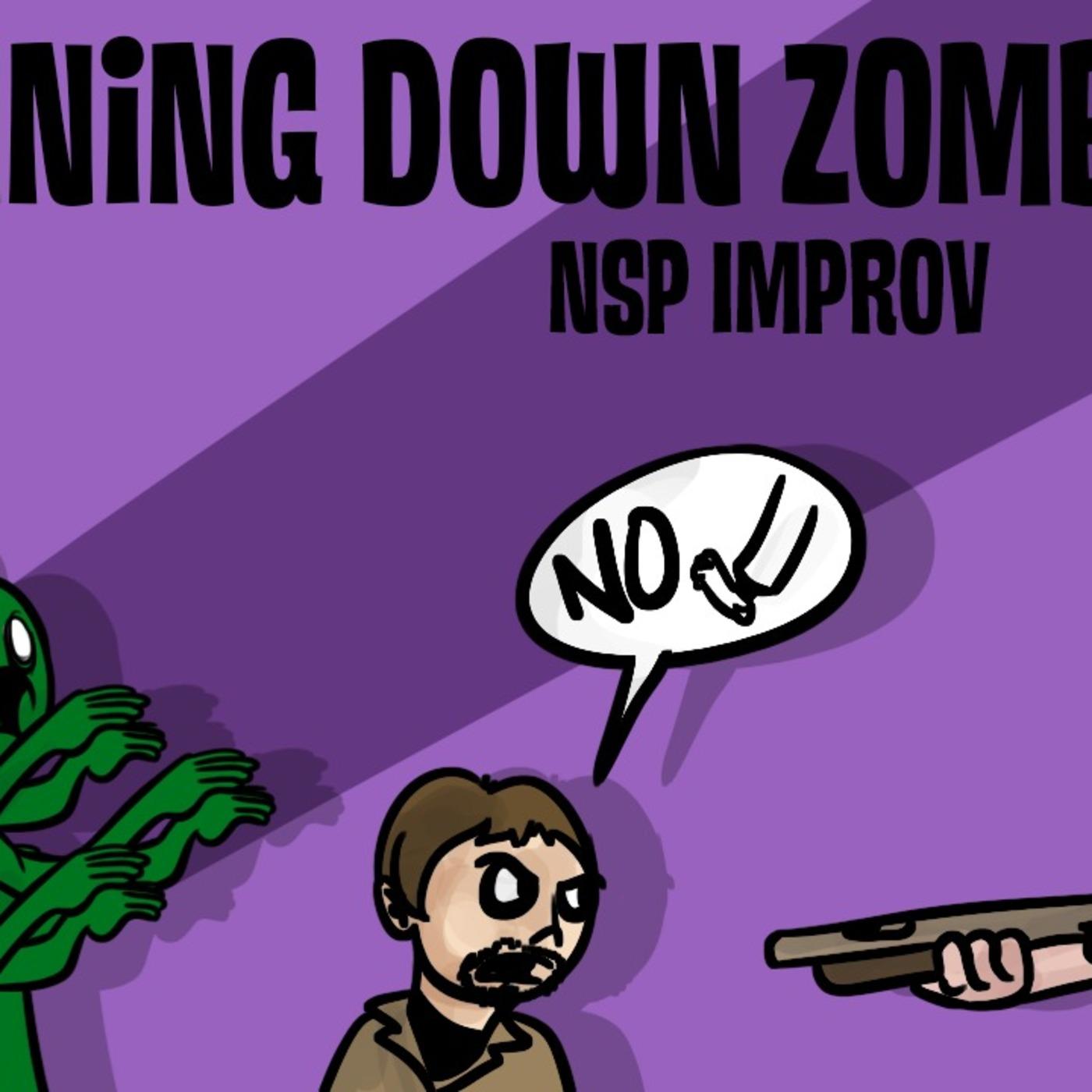 Episode 16 – Gunnin Down Zombies