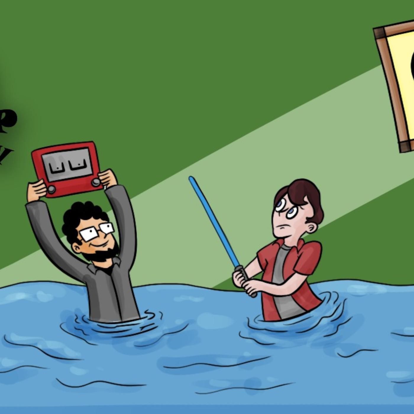 Episode 30 - Water Level Rising
