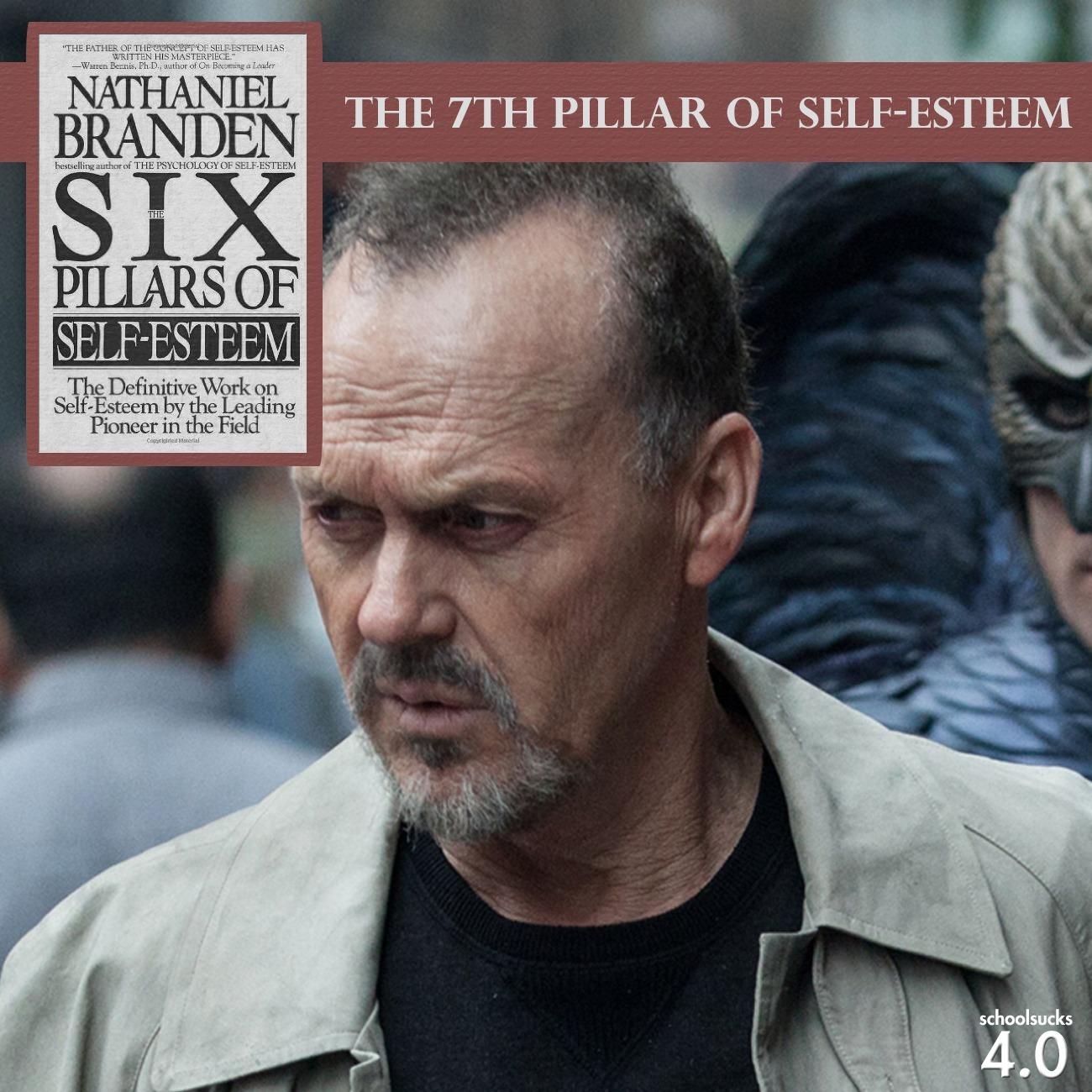 Swoot - School Sucks - 441: The Seventh Pillar of Self-Esteem