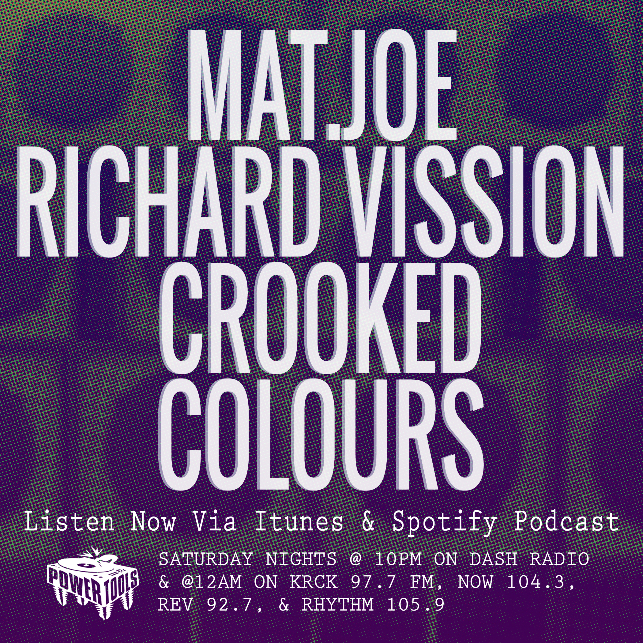 Episode 7-27-19 Ft: Mat Joe, Richard Vission, & Crooked