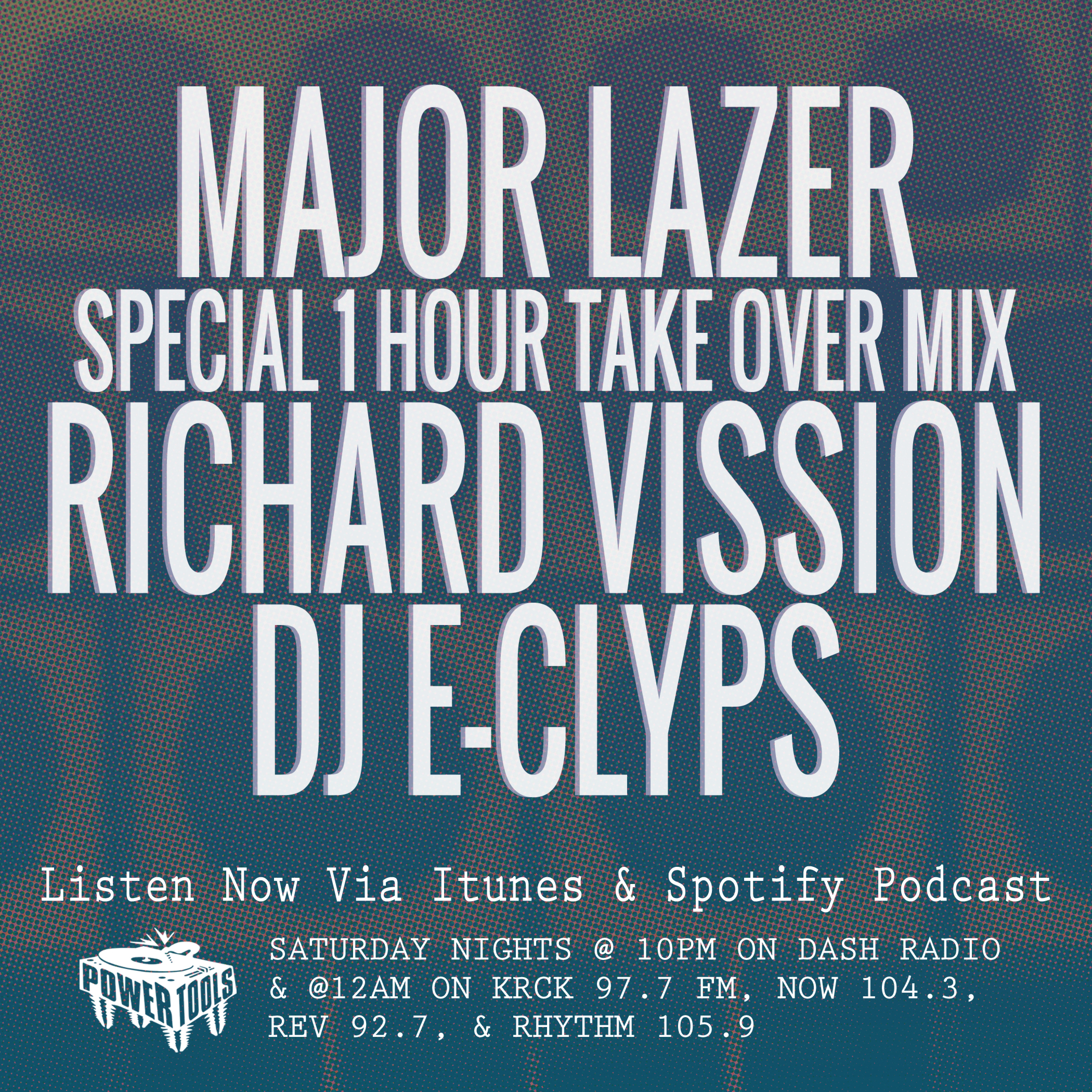 Episode 9-7-19 Ft: Major Lazer (1 Hour Mix), Richard Vission