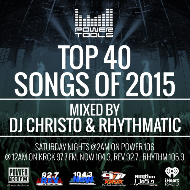 Episode 1-2-15 Ft: Top 40 Songs of 2015 Mixed by Dj Christo