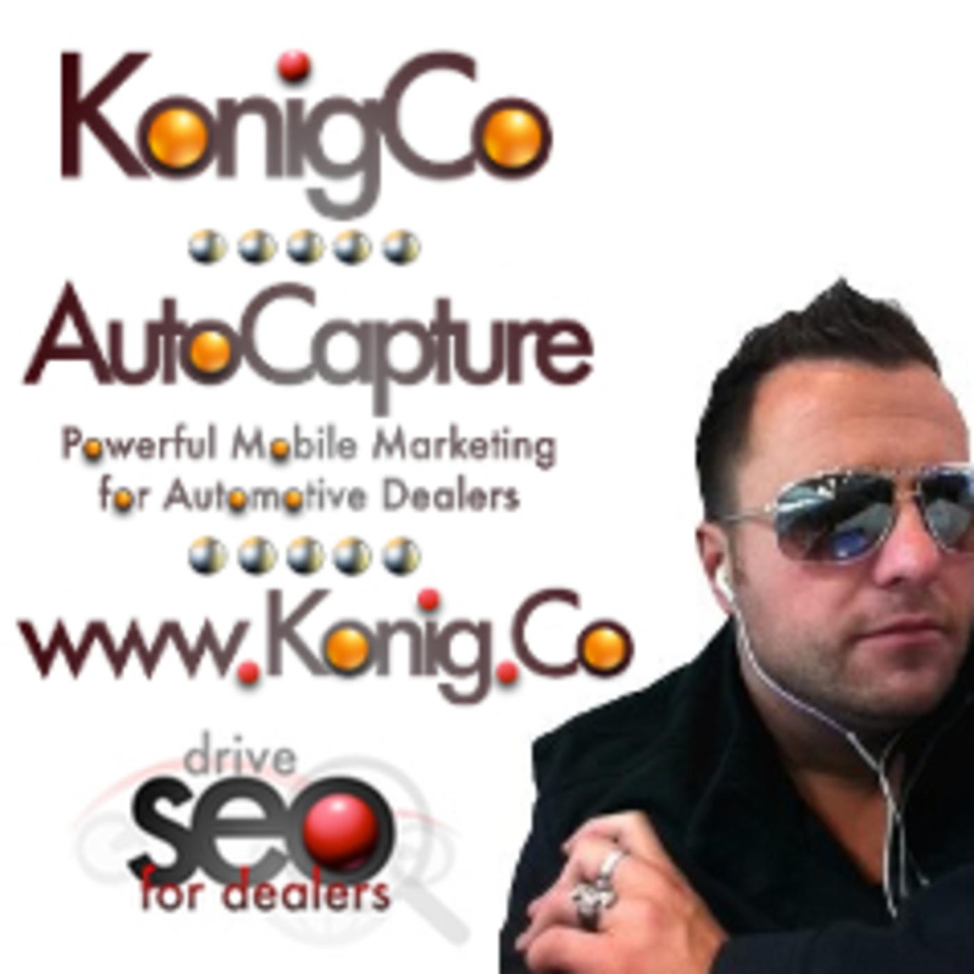 KonigCo Auto Sales & Marketing Podcast