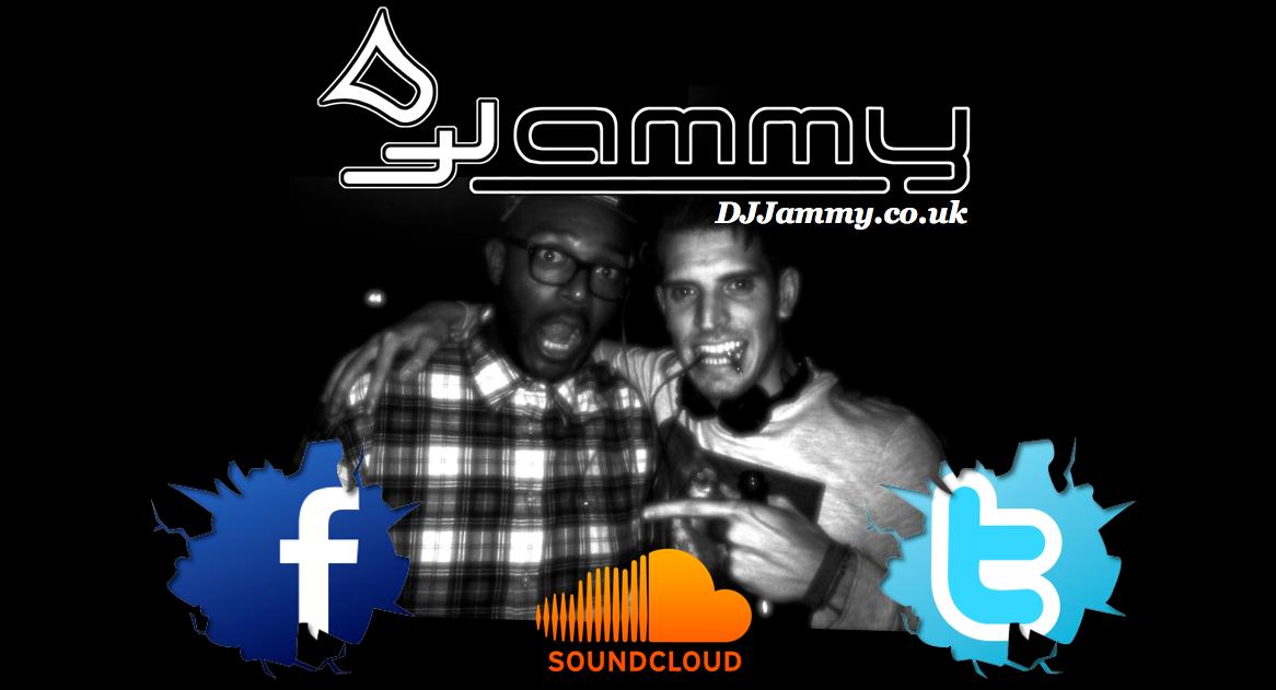 www.DJJammy.co.uk @DJJammyUK