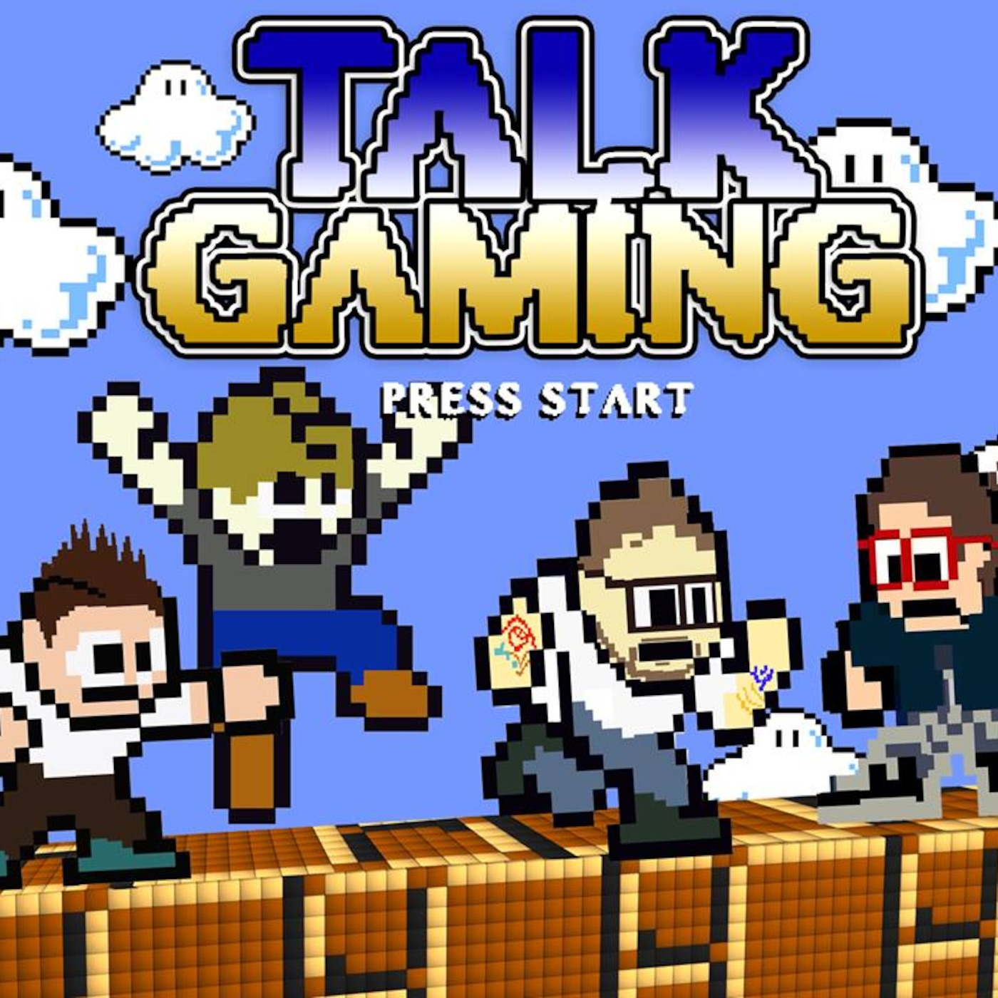 Talk Gaming Podcast
