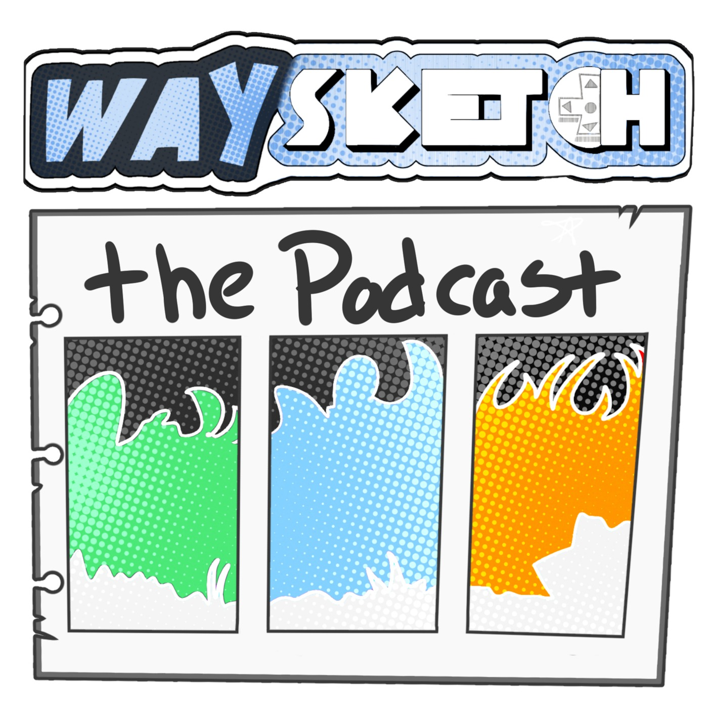 waysketch the podcast