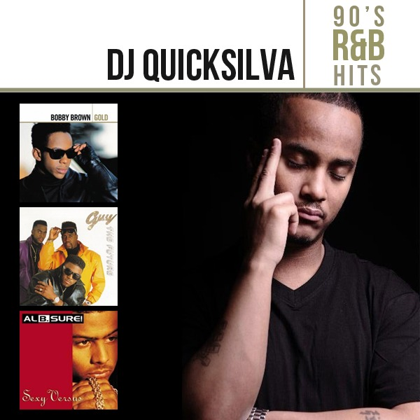Best of Early 90s R&B Mixtape| Mixed By Quicksilva