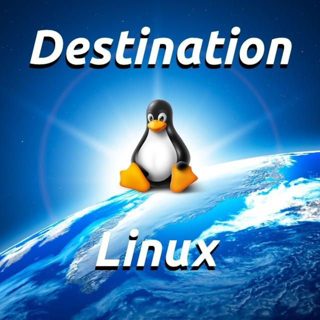 Destination Linux Episode 1 - 12-17-16