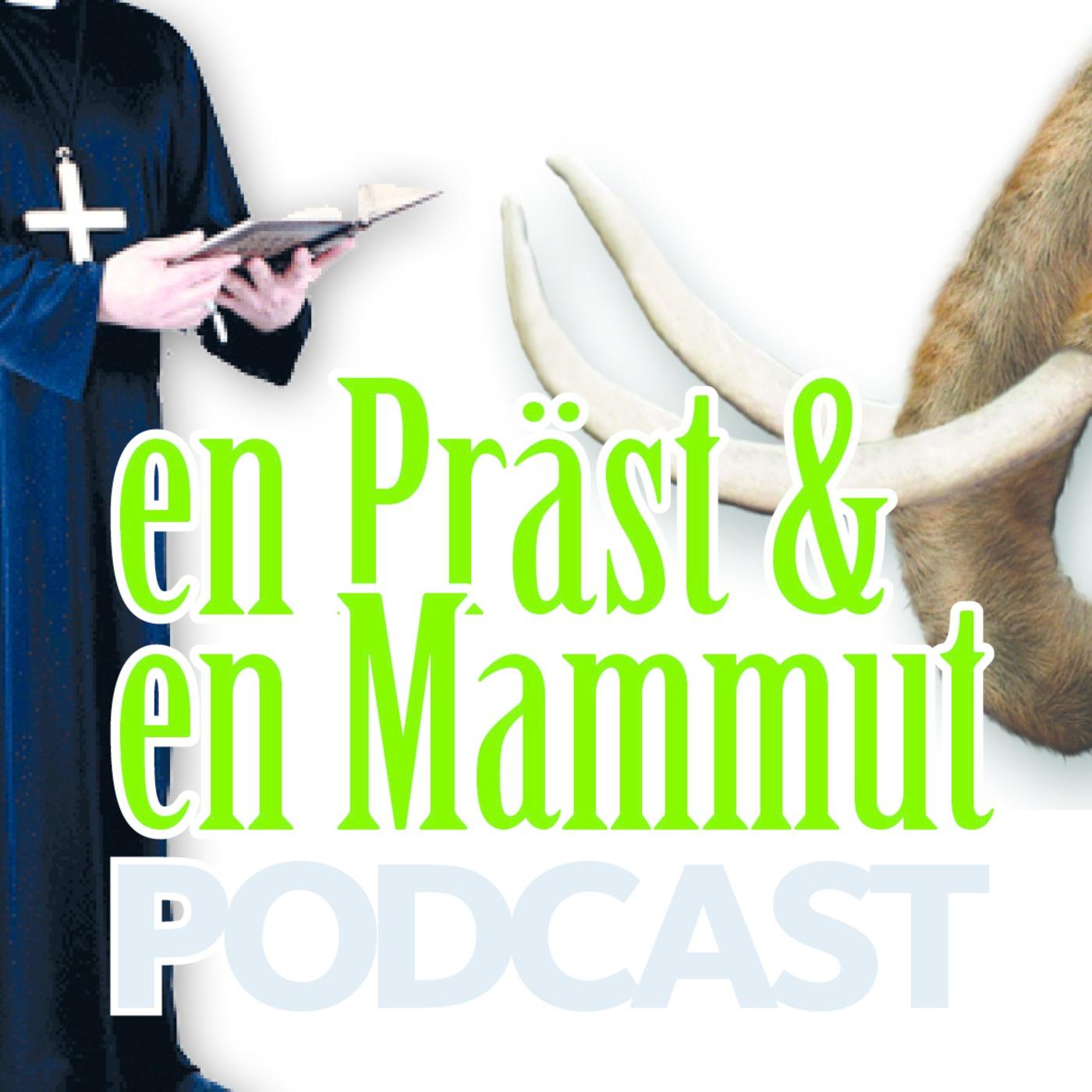 en Präst & en Mammut