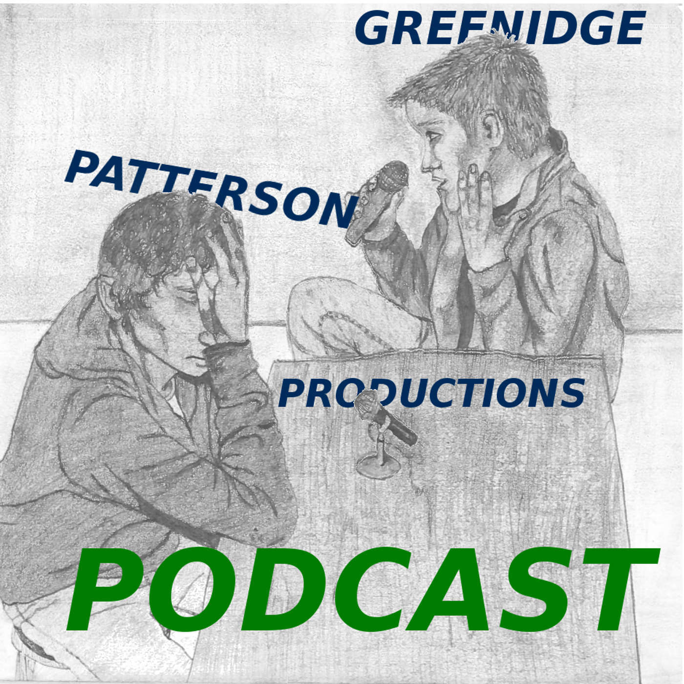 Greenidge Patterson Productions Podcast