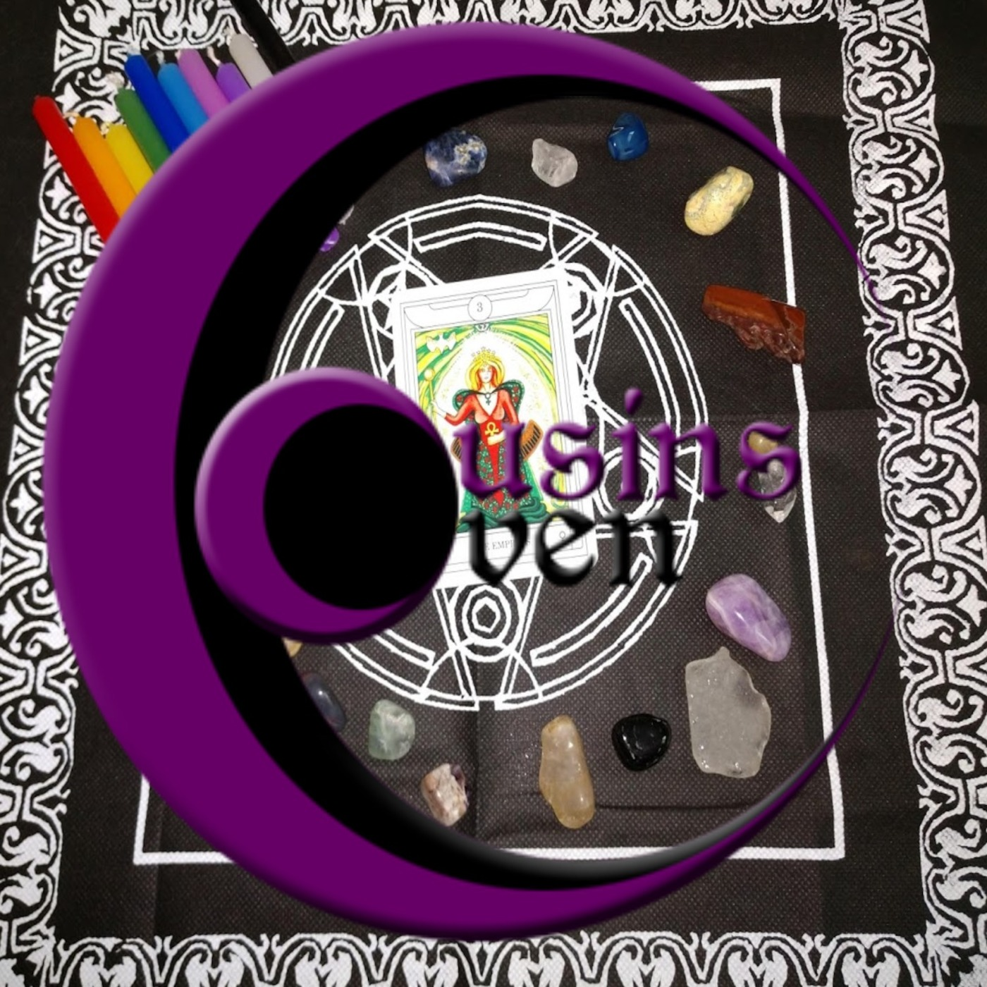 Cousins Coven Ep 27: Air Magick, Law of Attraction and