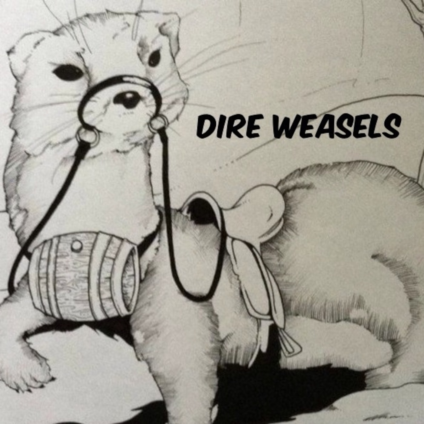 Dire Weasels' Podcast : OLD FEED