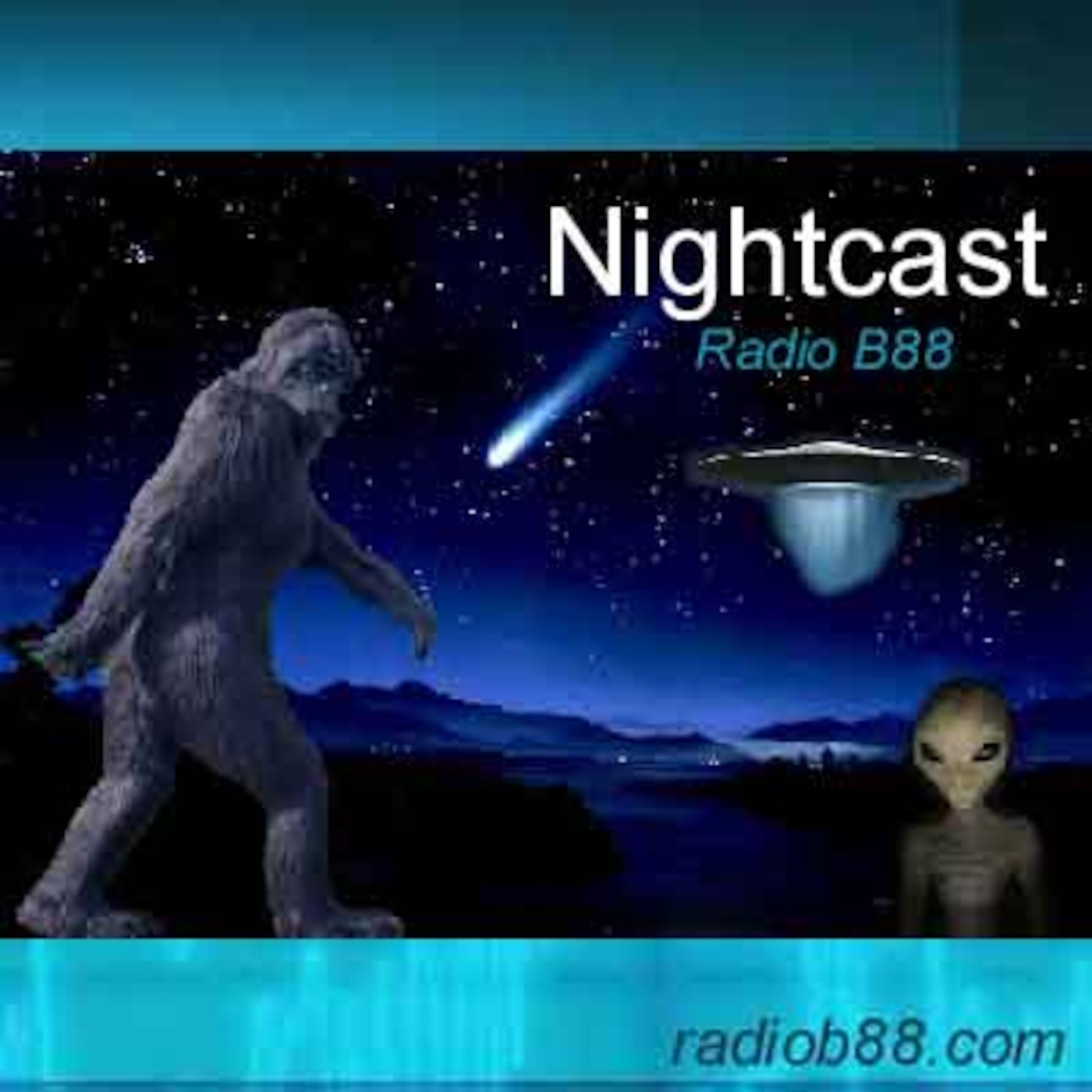 Nightcast Radio B88 Podcast