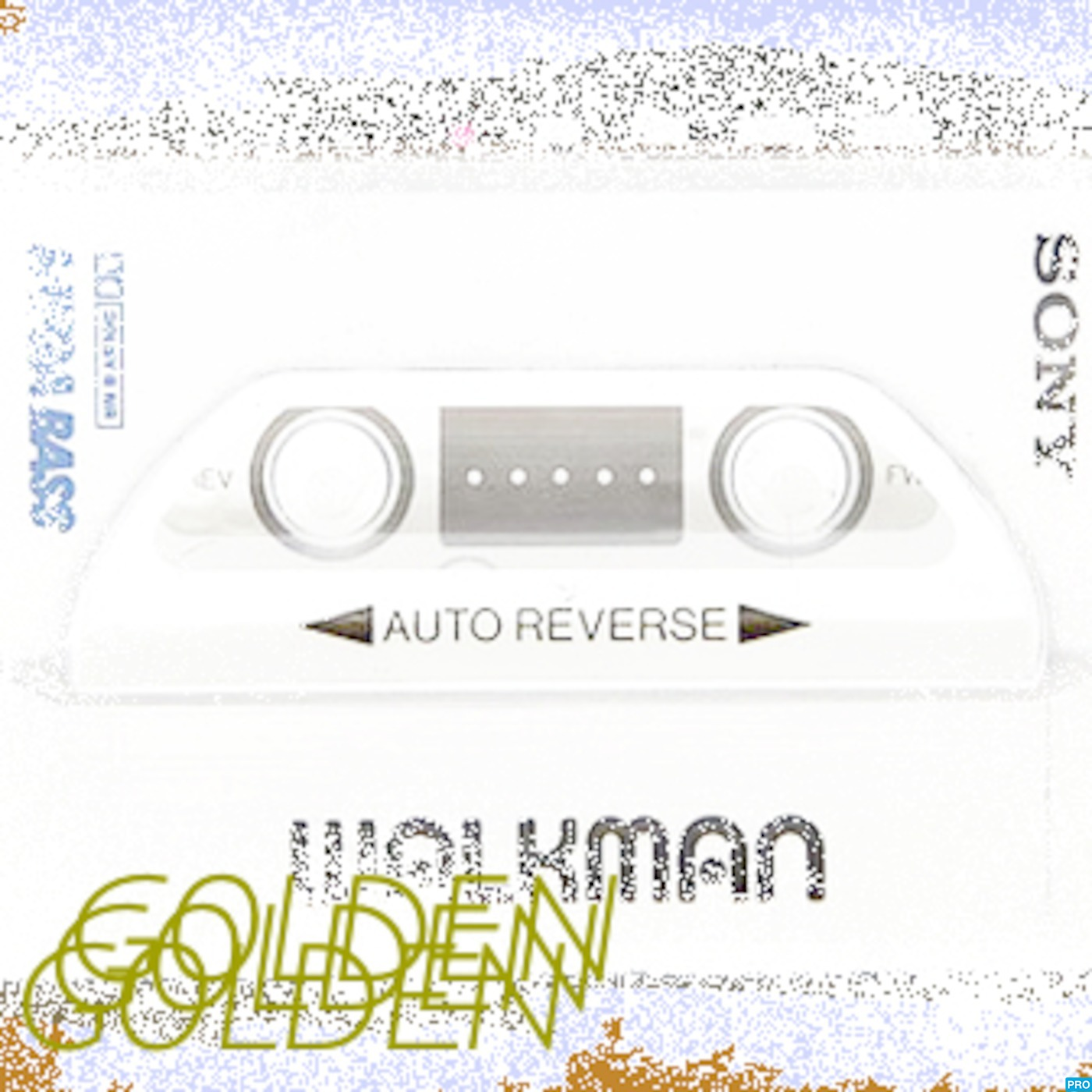 Golden Walkman Magazine
