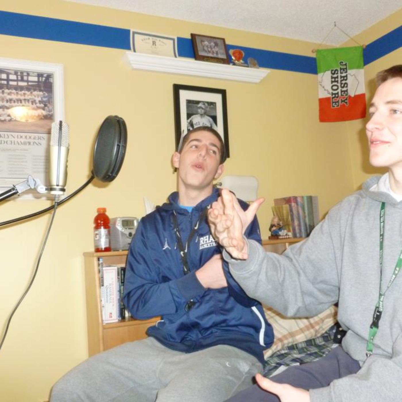Burke and Ian