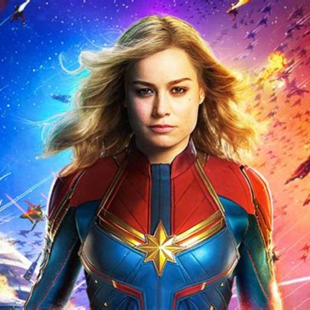 Episode 499 - Captain Marvel Spoiler Cast