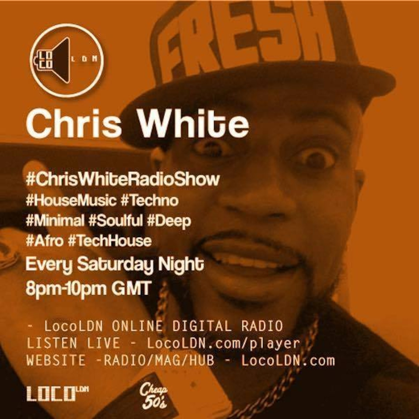 DJ Chris White Podcast