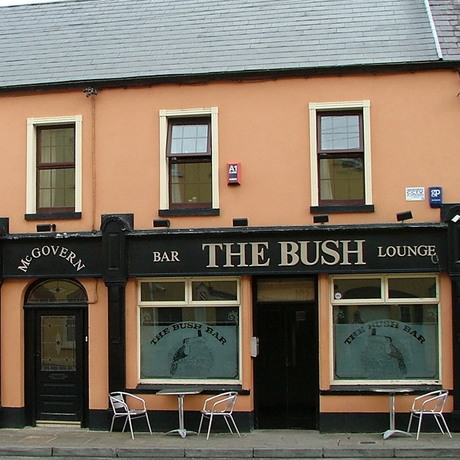 The Bush Bar, Blacklion [Photo: ]