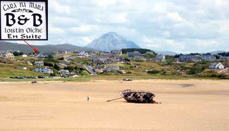 Bunbeg, Gweedore, Co. Donegal, Ireland [Photo: Cara na Mara]