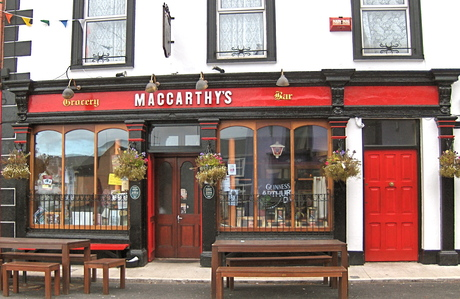 MacCarthy's Bar, Castletownbere, Co. Cork  [Photo: RMcC]