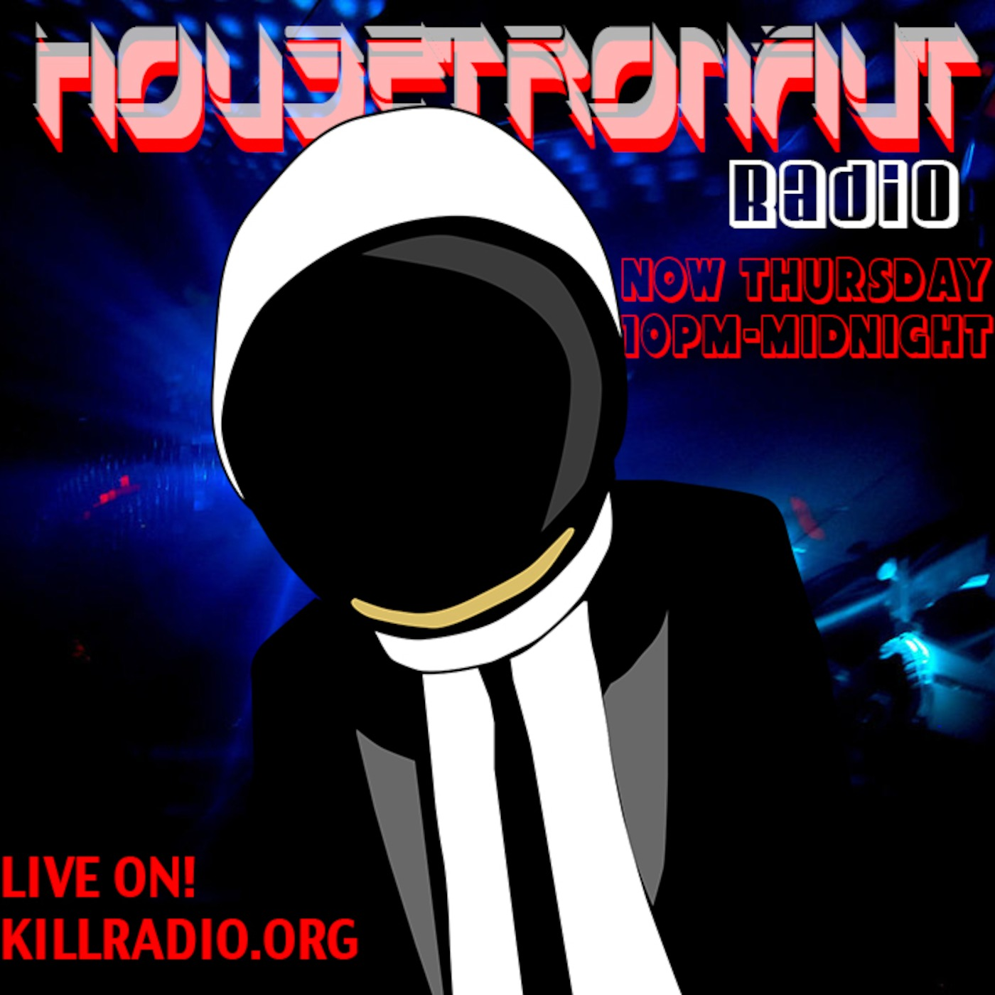 Housetronaut Radio Podcasts