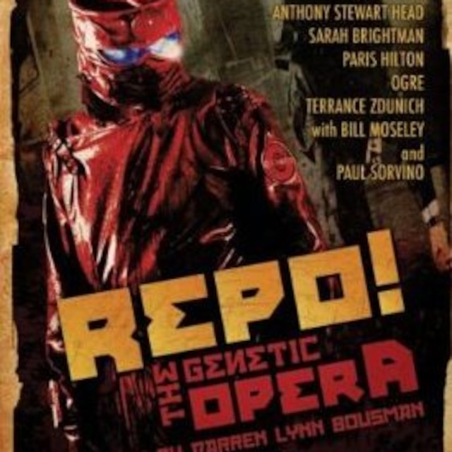 Rendal\'s Picks #71-Songs from Repo! The Genetic Opera