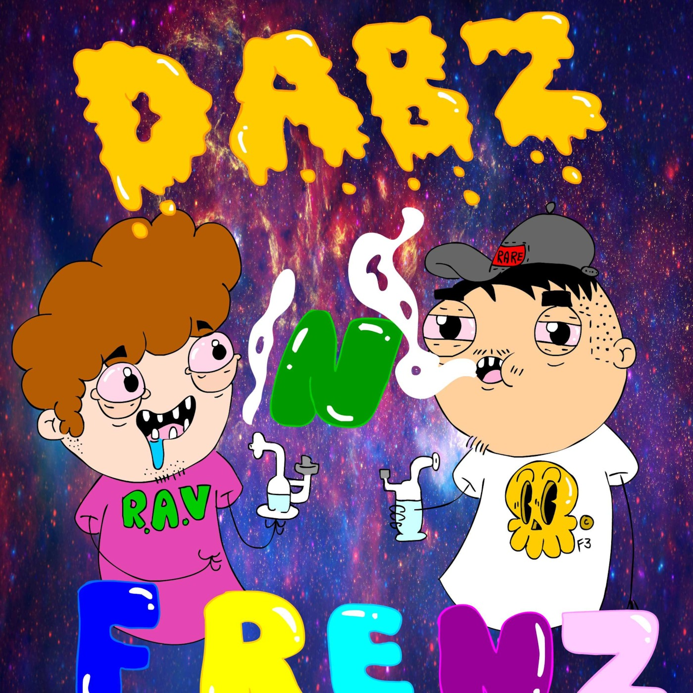 Dabz-N-Frenz with Odd Rob