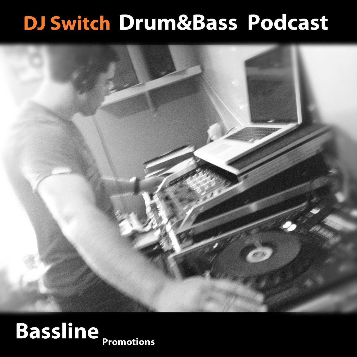 DJ Switch dnb Podcast