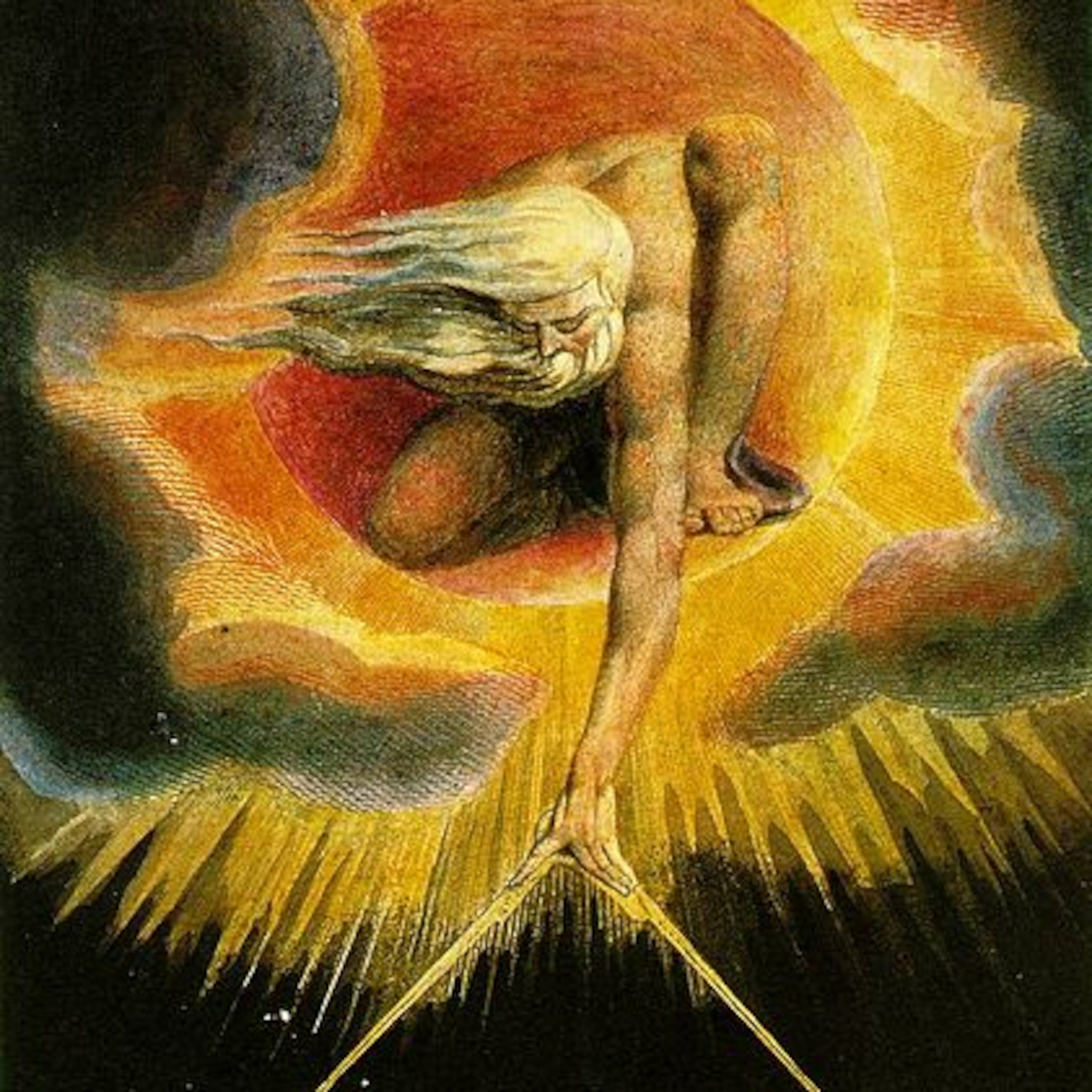 Blake, prophet and visionary part 4